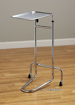 New Mayo Instrument Stand With Removable Tray 222