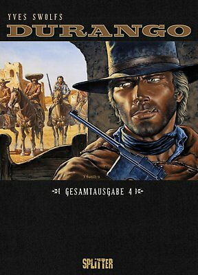 Durango Gesamtausgabe 4  Splitter Verlag Neuware