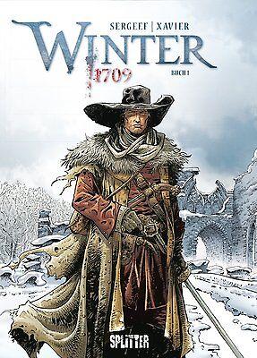 Winter 1709 Band 1   Splitter Verlag Neuware