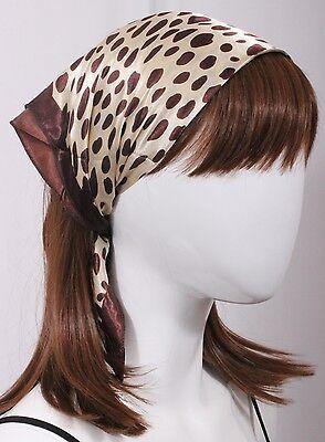 Lot Of 3 Paisley Print Women Elastic Back HEADBAND Hair Band Head Wrap Bandana