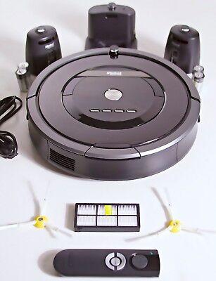 iRobot Roomba 880 Robot Vacuum Cleaner, Li-Ion Battery
