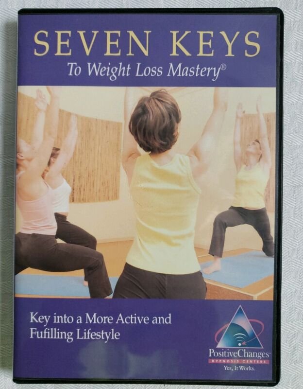 Positive Changes Hypnosis SEVEN KEYS TO WEIGHT LOSS MASTERY CD