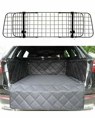 Bmw X5 F15 F85 13-ON HEAVY DUTY HEADREST MESH DOG GUARD
