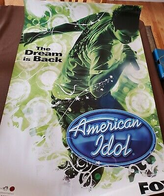 American Idol Poster