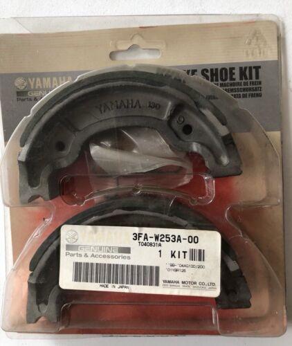 Yamaha OEM Part 3FA-W253A-00-00 BRAKE SHOE KIT