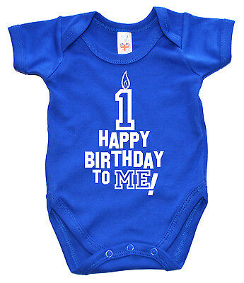 Baby Birthday Bodysuit