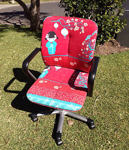 Funky office chair Flinders Shellharbour Area Preview
