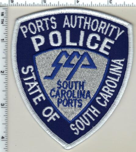 Ports Authority Police (South Carolina) Shoulder Patch new from 1992