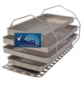 Midmark Ritter M11 Autoclave Tray Rack Kit Mik209 New