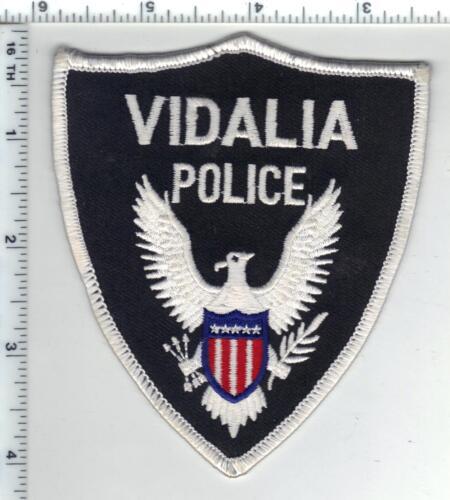 Vidalia Police (Georgia) Shoulder Patch - new from 1980