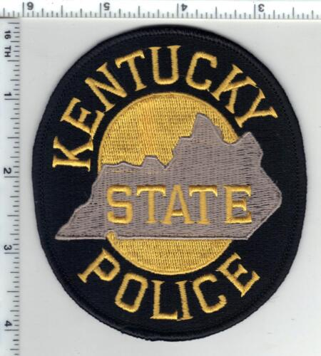 State Police (Kentucky) 6th Issue Shoulder Patch