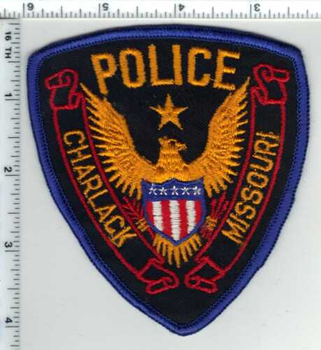 Columbia Police (Missouri) Shoulder Patch from the 1970