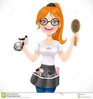 Recherche assistante coiffeuse