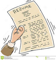 Professional Resume & Cover Letter Composing PhDs