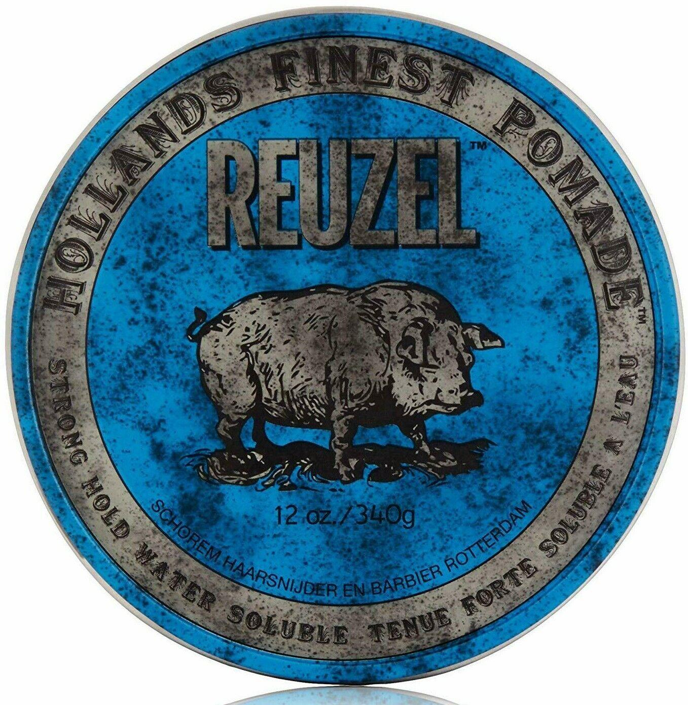Reuzel Blue Pomade 12 oz