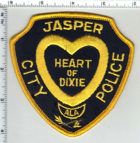 Jasper Police (Alabama) 1st Issue Shoulder Patch
