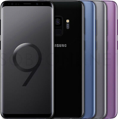 Samsung Galaxy S9 SM-G960F/DS 64GB DUAL SIM (Factory Unlocked) Pick Your Color