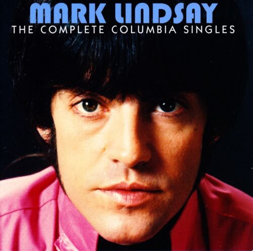 Mark Lindsay Complete Columbia Singles CD AUTOGRAPHED to YOU