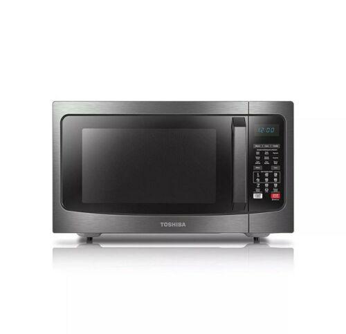 ec042a5c bs kitchen microwave oven countertop black