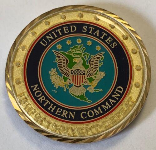 AUTHENTIC North American Aerospace Defense Comm NORAD Common Defense USA CANADA