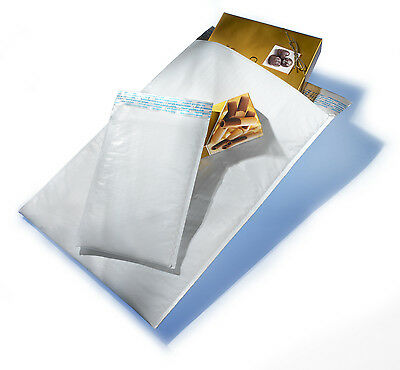 1000 1 Poly Bubble Mailers Padded Envelopes Bags 7.25x12 100.10 7.25 X 12