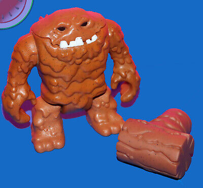 Fisher-Price IMAGINEXT DC Super Friends CLAYFACE Villain Figure with Hammer hand