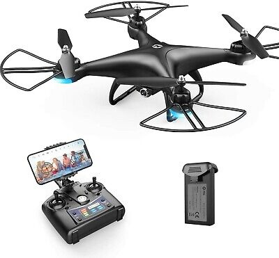 Immaculate Stone HS110D FPV RC Drones with 1080P WiFi HD Camera Live Video Quadcopter