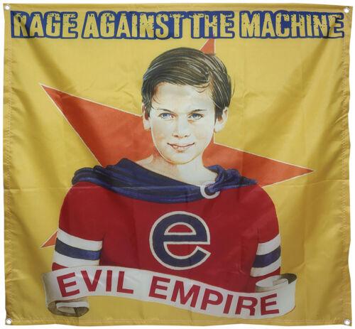 Rage Against The Machine Banner Evil Empire Tapestry Cover Flag Art Poster 4x4ft
