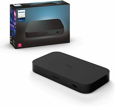 Philips Hue Play HDMI Sync Box, HDMI 4K Splitter, 4 HDMI in 1 Out