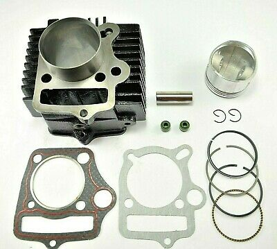 54mm BIG BORE CONVERSION KIT For 110-125cc Chinese Dirt & Pit Bike ATV /UTV