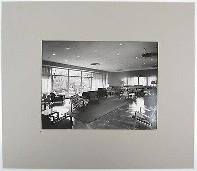 STEWART ROSS JAMES Black & White Photograph Mid Century Modern Furniture Pheonix](Pheonix Costume)