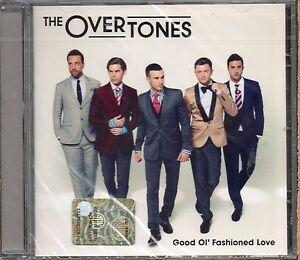 THE-OVERTONES-CD-GOOD-OL-039-FASHIONED-LOVE-nuovo-sigillato-2011