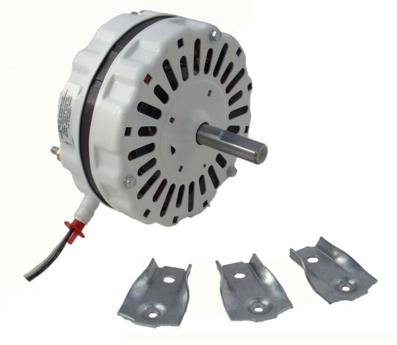 Lomanco Power Vent Attic Fan Motor 1/10hp 1100 RPM 115 Volts # F0510B2497