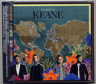 Keane: The Best of - Deluxe Edition (2013) 2-CD OBI