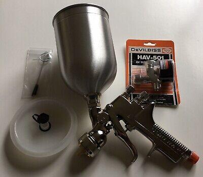 Devilbiss Gti-620g-2000 1.3mm Gravity Feed Spray Gun