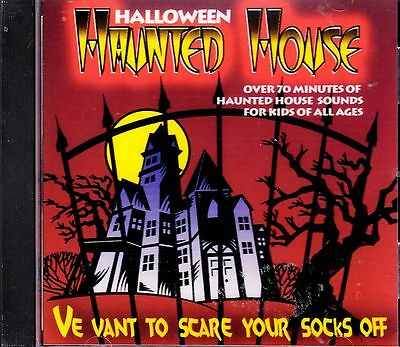 HALLOWEEN HAUNTED HOUSE: OVER 70 MINUTES OF CLASSIC SPOOKY HORROR SOUND EFFECTS! (Halloween Over Christmas Music)
