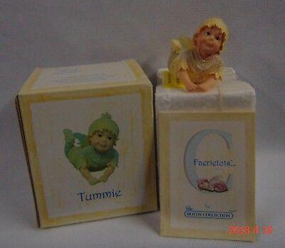 2004 Boyd's Faeriessence Faerietots Baby Fairy TUMMIE #36272 1st Edition