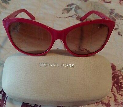 Michael Kors Sunglasses Hot Pink Fuschia MK6032 Astrid I 57 [] 16 140