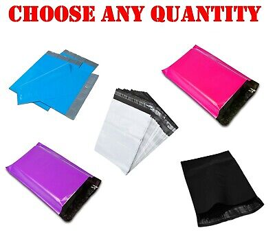 14.5x19 Color Poly Mailers Shipping Envelopes Self Sealing Mailing Bags 14x19