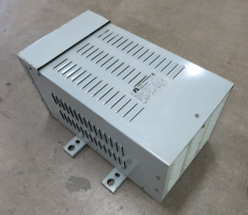 ACME T-69436 3000VA Constant Voltage Regulator CVR 120/208/240/480-120/240 1PH