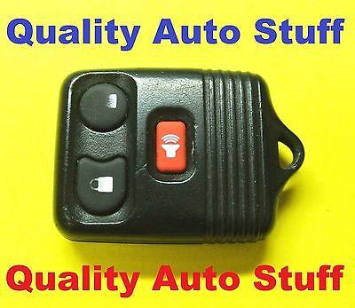 1998 - 2009 Ford Lincoln Mercury Keyless Remote Fob CWTWB1U212 Three Buttons
