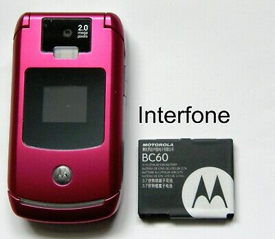 Motorola V3x 3g Mobile Phone-T Mobile/EE/Virgin-Exc.Cond-Optional Charger Bundle