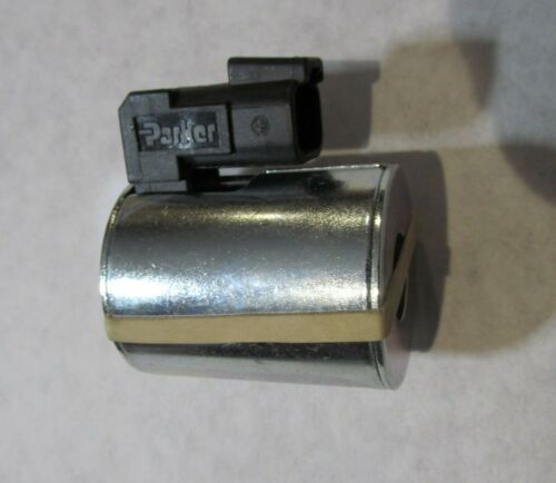"""NEW PARKER HANNIFIN T10GRD012 5/8"""" SOLENOID COIL ASSEMBLY TYPHOON FREIGHTLINER"""