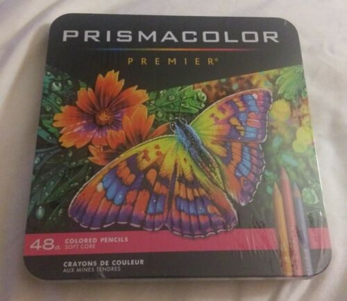 Prismacolor Premier Colored Pencils 48ct