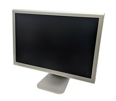 "Apple Cinema Display 20"" inch A1081 1680x1050 Display Monitor Screen -B - NO PSU"