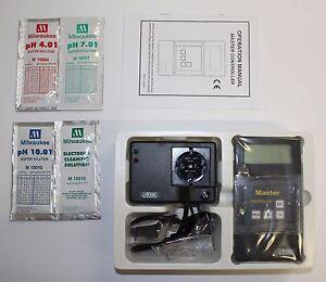 ph controller regler ph meter co2 steuerungsanlage neu ebay. Black Bedroom Furniture Sets. Home Design Ideas