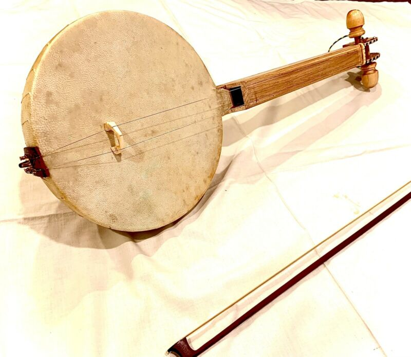 Turkish Violin Tanbur