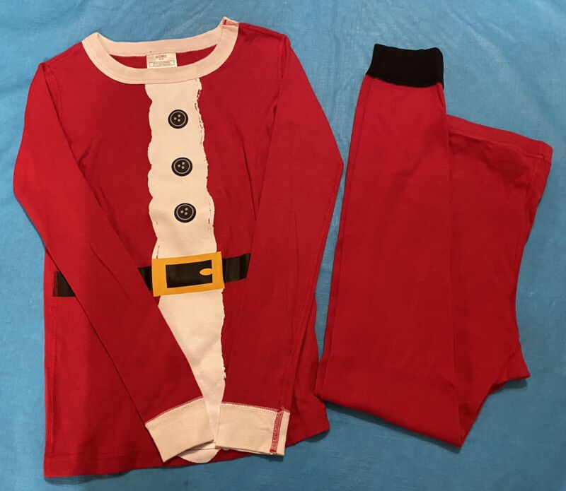 Hanna Andersson Pajama Set - Size Euro 140 US 10 - Pre-Owned in EUC!