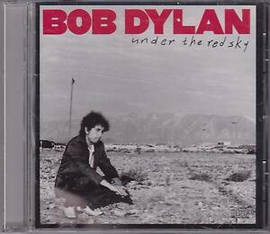 BOB-DYLAN-UNDER-THE-RED-SKY-CD-NEW
