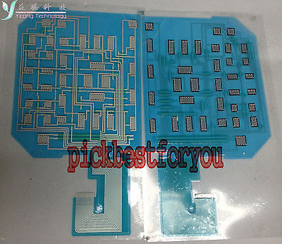 1pc New Fit For Fluke 192c 196c 199c Membrane Keypad Hw16 Yd